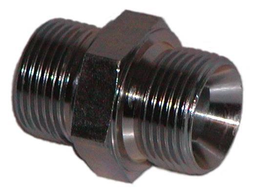 BSP menetű hidraulika csavarzat, közcsavar G1.1/2