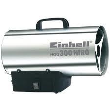 EINHELL HGG 300 Niro Gázos hőlégfúvó, hőlégbefúvó