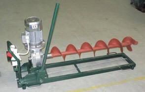 ETF - 250 elektromotoros vízszintes talajfúró