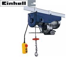 Einhell BT-EH 1000 Dótköteles elektromos emelő