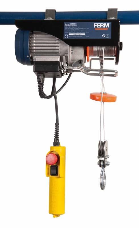 FERM KT-500 Drótköteles Elektromos emelő