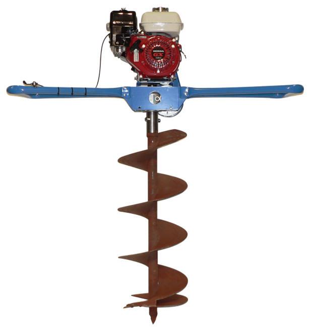 FTF-350 HONDA motoros talajfúró, földfúró