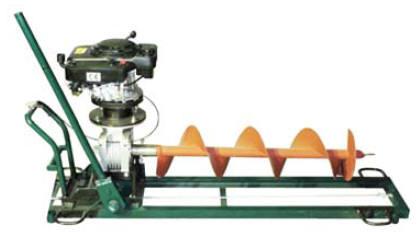 HTF - 250 HONDA motoros vízszintes talajfúró