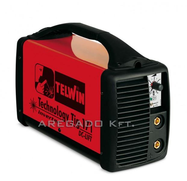 Hegesztő inverter TIG-DC/MMA TELWIN Technology TIG 171 DC-LIFT