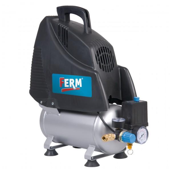 FERM 6L olajmntes kompresszor FCO-1006E