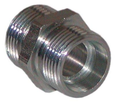 Metrikus menetű hidraulika csavarzat, közcsavar M27x2-M27x2
