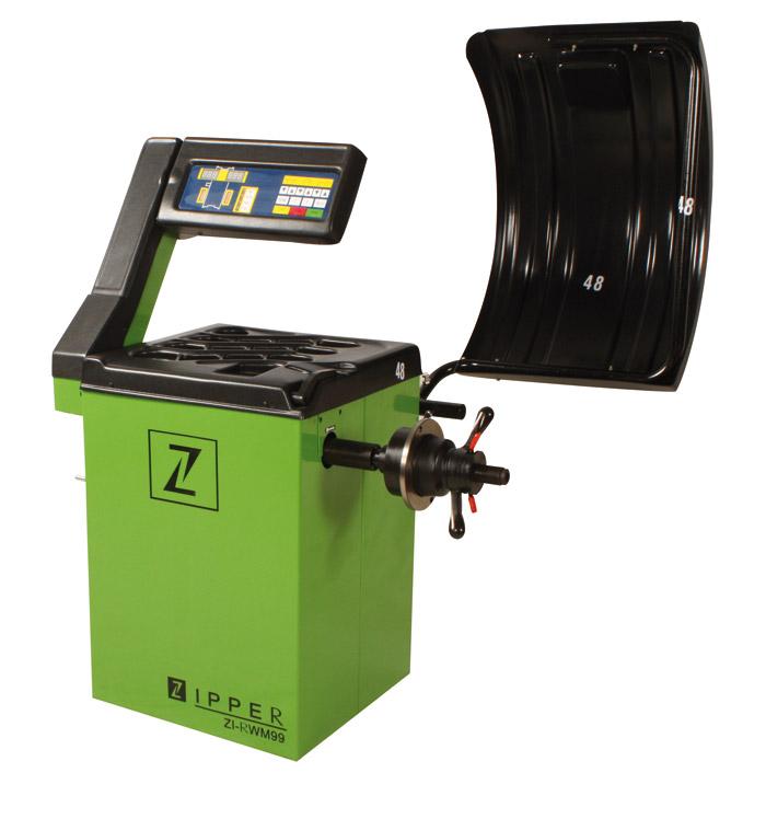 ZIPPER ZI-RWM99 Centírozó, kiegyenlítő gép