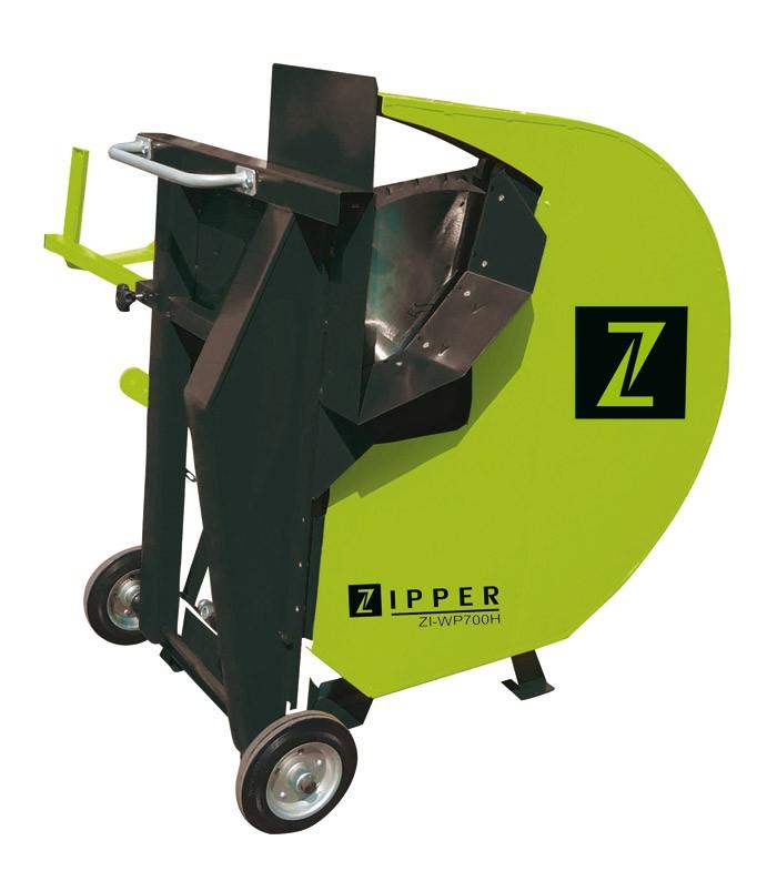 ZIPPER ZI-WP700H hintafűrész rönkdaraboló, daraboló fűrész