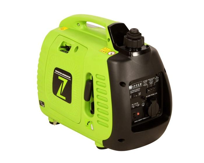 Zipper ZI-STE1000IV inverteres áramfejlesztő, aggregátor, 1 fázis 1 kVA