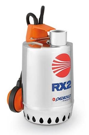 Pedrollo RXm 2 vízszivattyú, szennyvíz szivattyú, búvárszivattyú