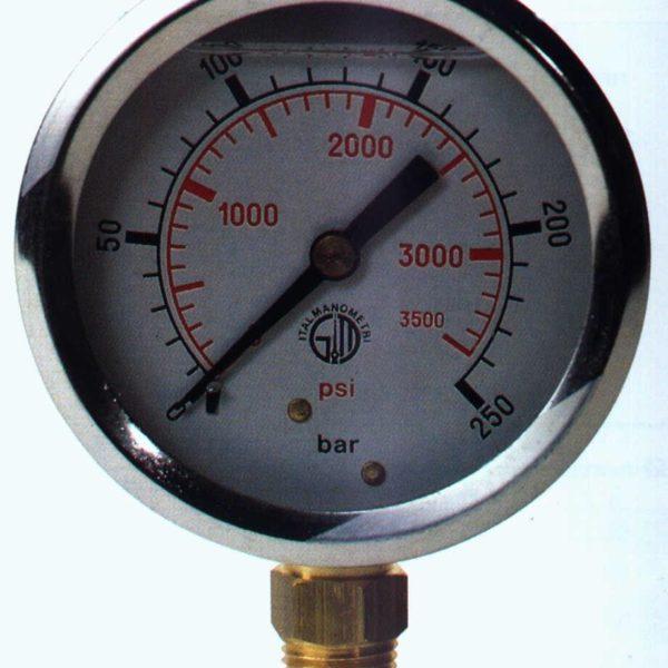 Hidraulika mérőórák