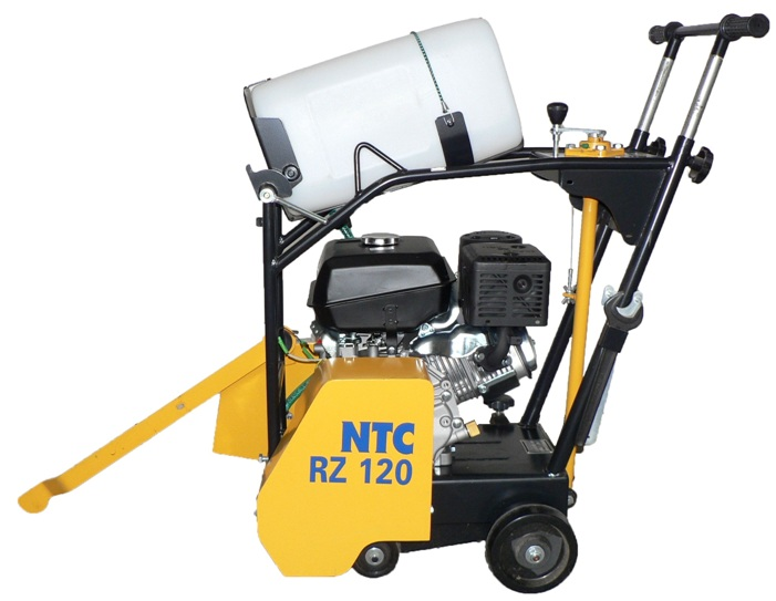 NTC RZ-120 K aljzatvágó