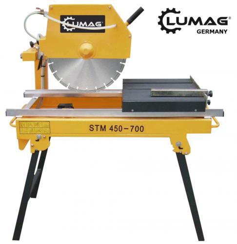 Lumag STM 450-700 vizes téglavágó