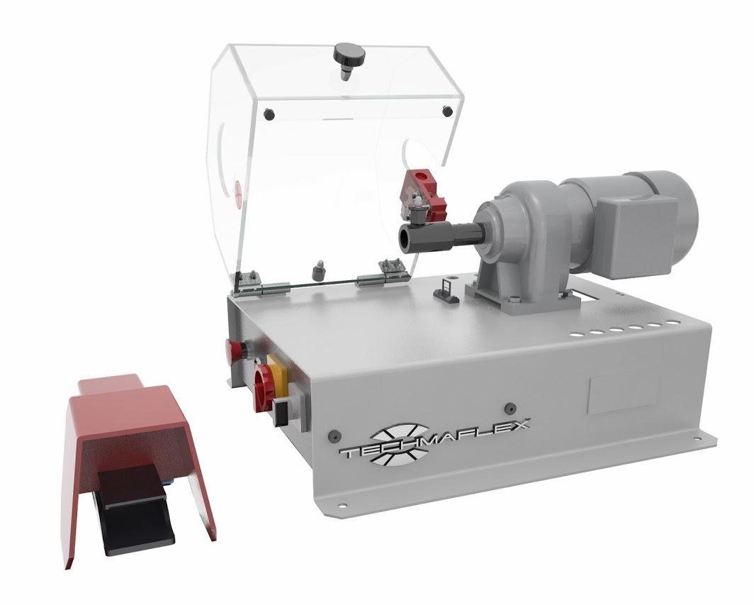 Techmaflex S Skive 100 DE 50 hidraulika tömlő hántoló