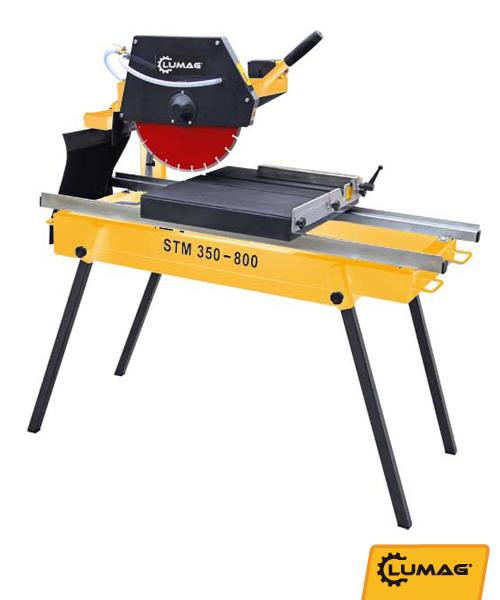 Lumag STM 350-800 téglavágó