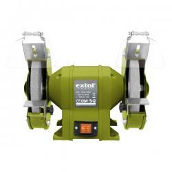 EXTOL kettős köszörűgép 350W