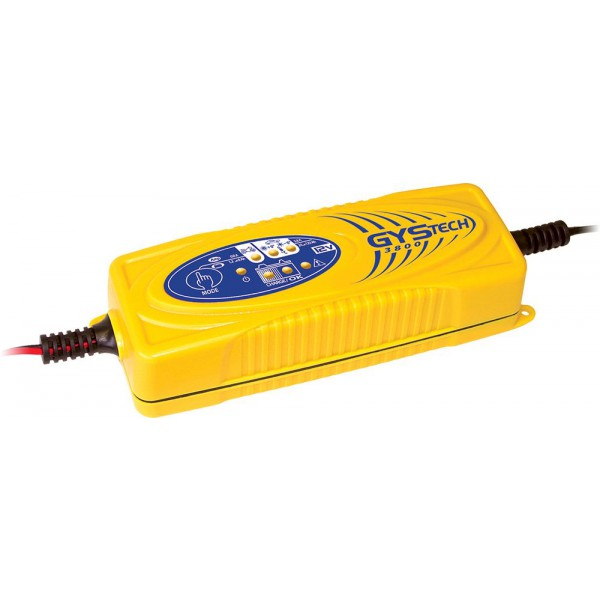 GYSTECH 3800 inverteres akkumulátortöltõ